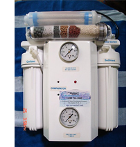 water filteration unit