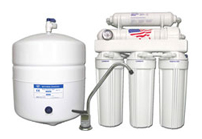 PW-CLRO - Reverse Osmosis residential water treatment system5
