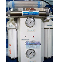 RO-UV-Alkaline Water Treatment System