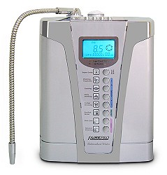 Counter Top Ionizer Water Treatment