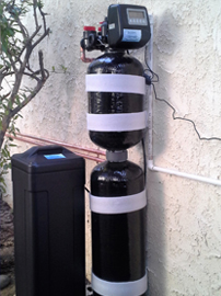 Whole House Water Softening & Filtration