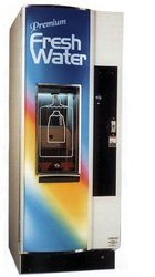 Commercial Water Vending Machines