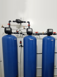 Mineral Removal Water Treatment System